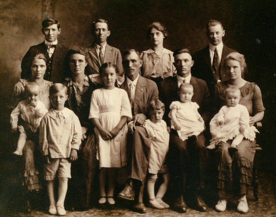 hendricks county  indiana genealogy