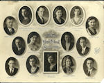 Lizton High School Class of 1932